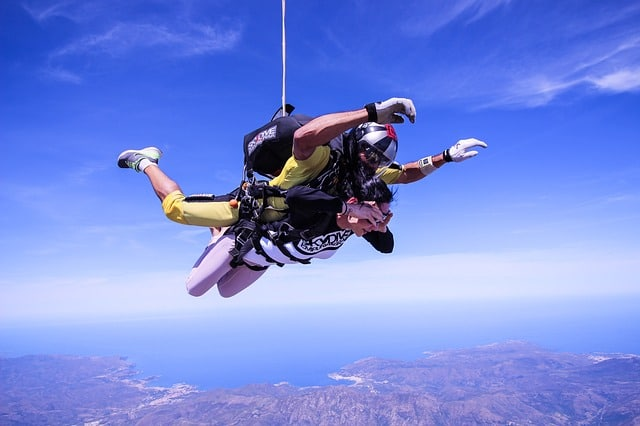 How Common Are Skydiving Accidents?