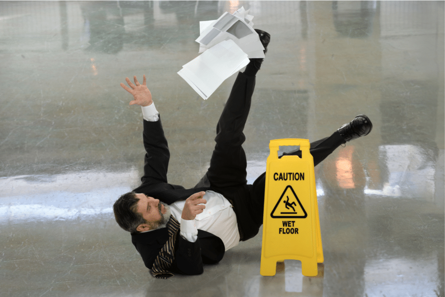 What Causes Significant Injury in a Fall?