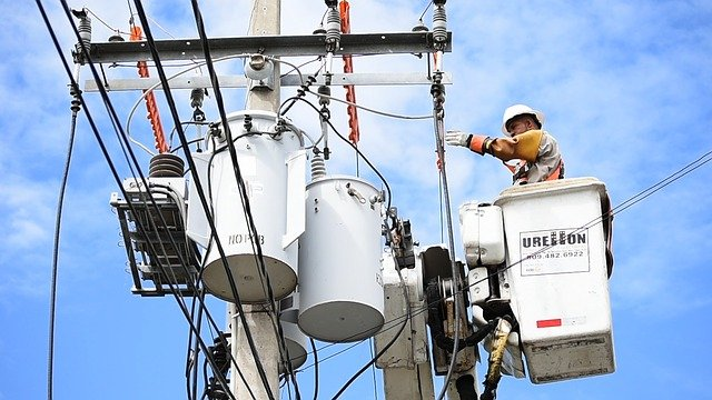 Utility Workers on the Front Lines