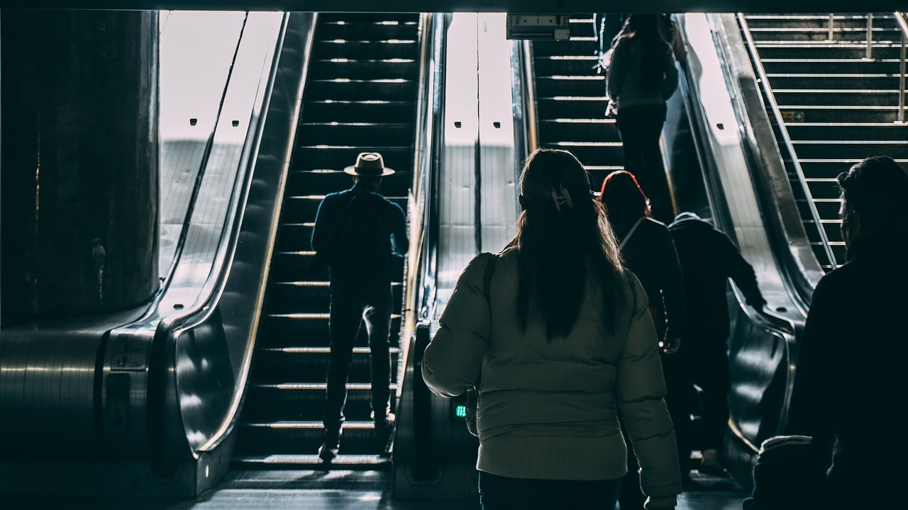 Who to Sue When You Slip, Trip, or Fall on an Escalator